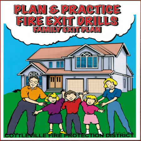 Home Fire Escape Planning