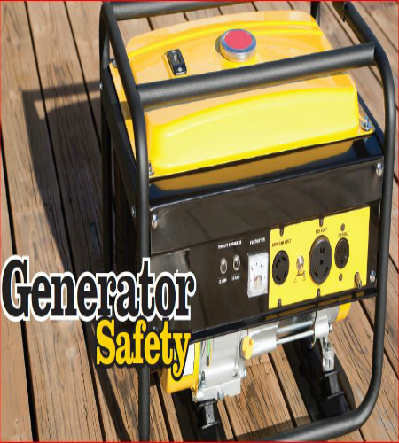 Emergency Home Generator Safety Tips