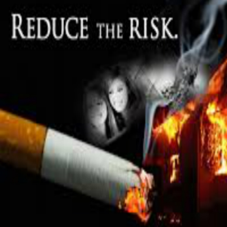 Smoking & Home Fire Safety Tips